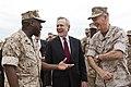 CMC and SMMC at Iwo Jima 150321-M-SA716-109.jpg