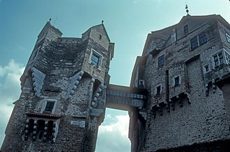 "Fantaghirò series - ""Romualdo's castle"" in 2009"