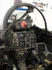 F-4 E/J Cockpit