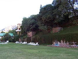 Cacheuta Spa