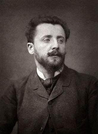 Henri Caïn - Henri Caïn in 1882