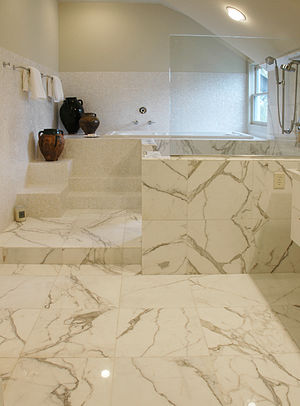 Calcutta Marble Polished Tile. Calcutta Marble...