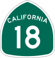 California 18.svg