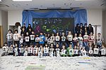 Calligraphy event spells out fun for everyone 160104-M-XD442-566.jpg
