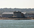 Calshot Castle from the Solent.jpg