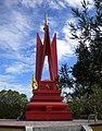 Cambodia vietnam friendship Monument Sihanoukville 2014.jpg