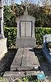 Cambrai - Cimetière de la Porte Notre-Dame, sépulture remarquable n° 53, chanoine Émile Delval, écrivain (01).JPG