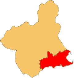Futura provincia - cantón de Cartagena?