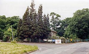 Blane Valley Railway - Site of Campsie Glen station