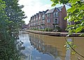 Canalside apartments - geograph.org.uk - 1332648.jpg