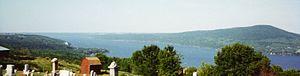 Canandaigua Lake - New York's Canandaigua Lake