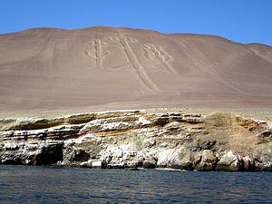 Paracas Candelabra - Paracas Candelabra