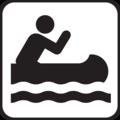 Canoe symbol.png