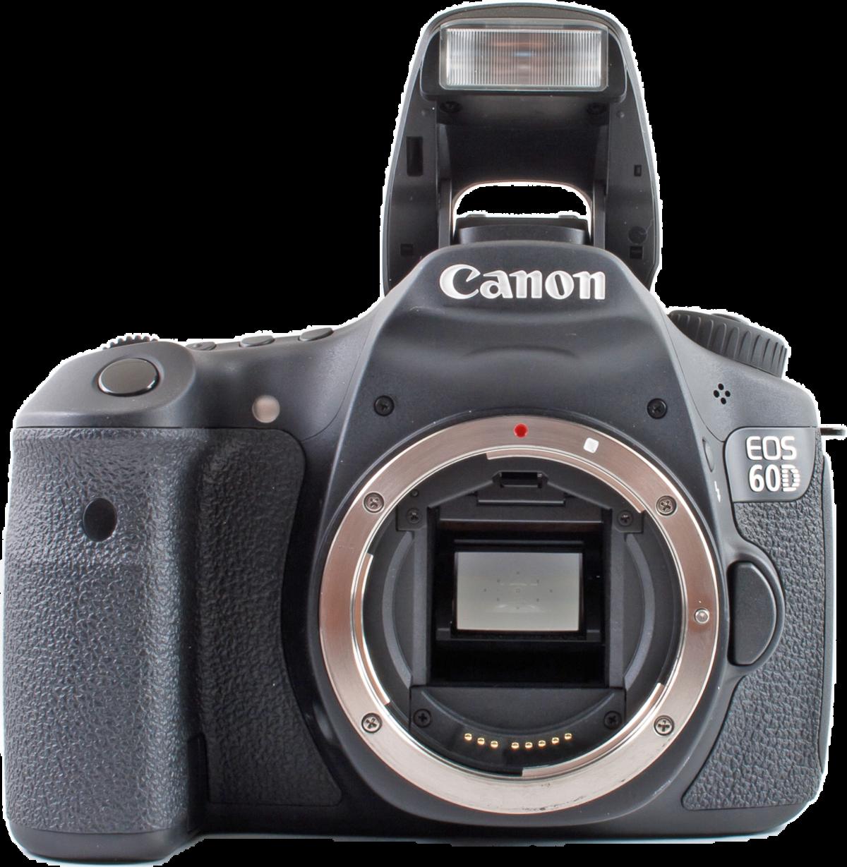 Canon EOS 60D - Wikipedia, la enciclopedia libre