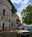 Capitolio Teatro Havana Cuba Trees growing on the wall.jpg