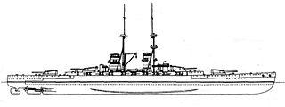 <i>Francesco Caracciolo</i>-class battleship ship class