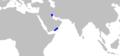 Smoothtooth blacktip shark geographic range