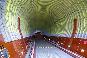 Airbus Beluga - The cargo space of Beluga, F-GSTC; AirExpo 2008, Toulouse Francazal Airport, France