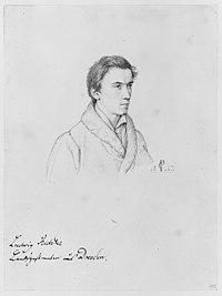 Carl Gottlieb Peschel - Ludwig Richter, 1827.jpg