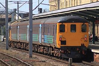Northern (train operating company) - Image: Carlisle DRS Mk 2 DBSO 9704 (37403)