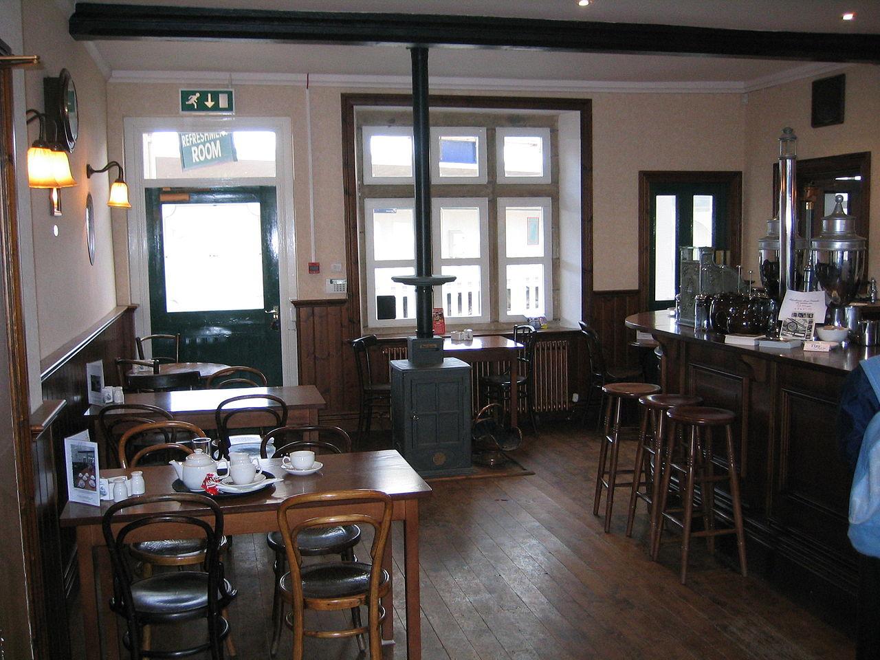 Carnforth Tea Rooms