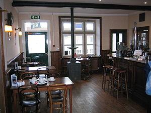 Carnforth - Image: Carnforth Station waiting room