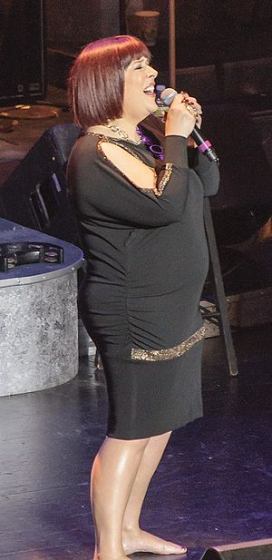 Carnie Wilson - Wilson performing with Wilson Phillips in 2013