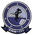 Carrier Airborne Early Warning Squadron 111 (US Navy) - insignia.jpg