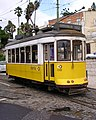 Carris Tram 575 (Original fleet No. 267) (14995381244).jpg