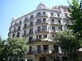 Casa Frederic Vallet I (Eixample - Barcelona).JPG