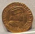 Casa savoia, filiberto II duca, oro, 1497-1504.JPG