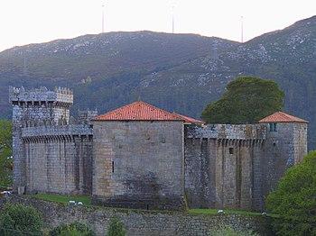 Imagen general del castillo