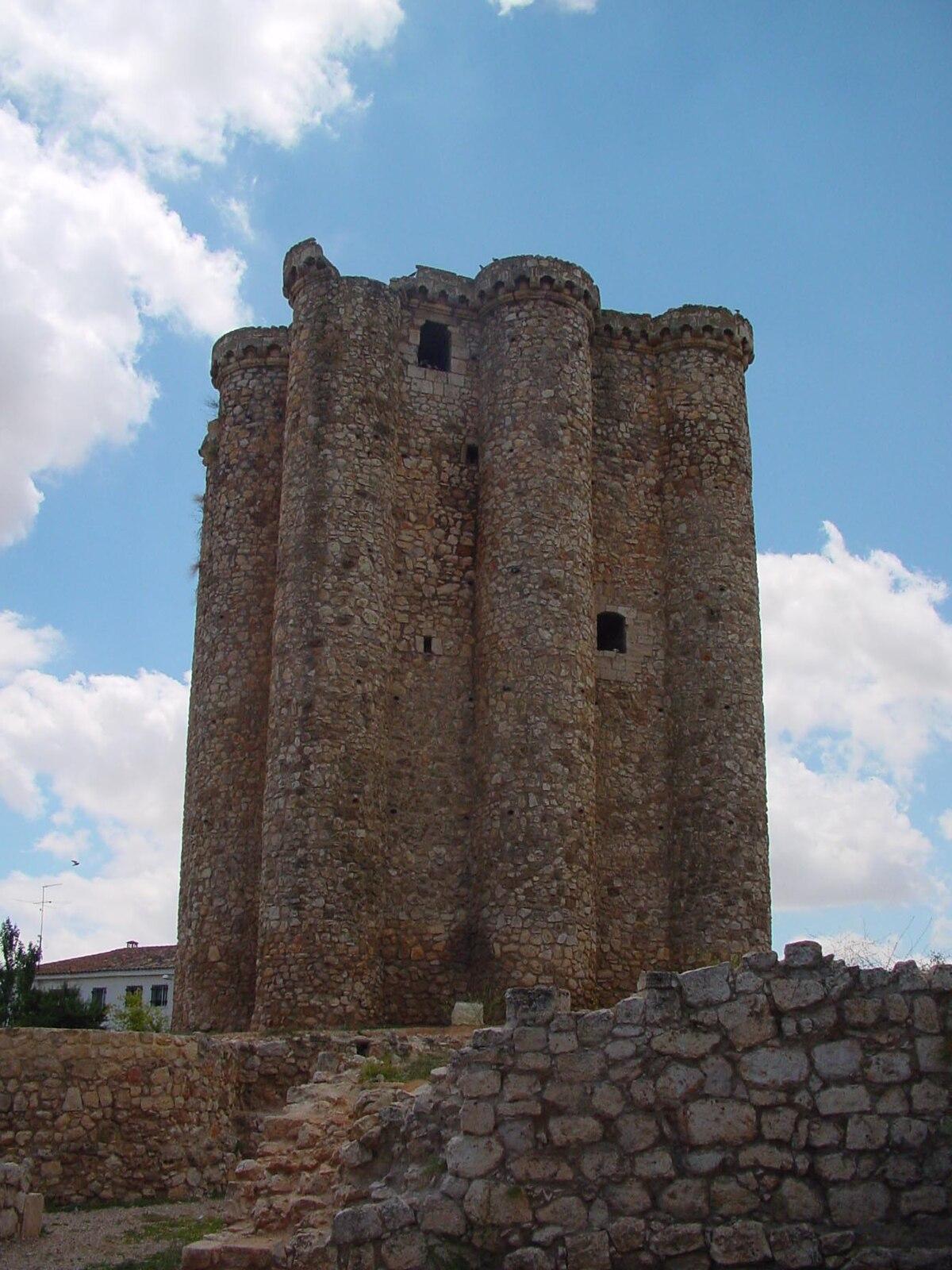 Castillo de villarejo de salvan s wikipedia la enciclopedia libre - Castillo de azay le rideau ...