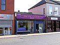 Castleford - Carlton Street, fish and chip shop - geograph.org.uk - 518781.jpg