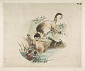 Cat and Crab (Decoration for a Plate) MET DP814346.jpg