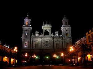 Roman Catholic Diocese of Canarias - Catedral de Las Palmas de Gran Canaria