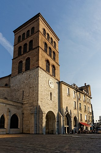 Roman Catholic Diocese of Grenoble-Vienne - Grenoble Cathedral