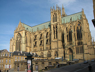 Roman Catholic Diocese of Metz - Metz Cathedral