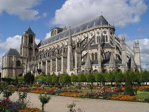 Cathedrale Saint-Etienne (Bourges) 16-09-2006