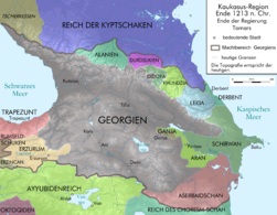 Caucasus 1213 AD map de.png