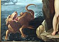 Cavalier d'arpino, perseo e andromeda 04 mostro marino.JPG