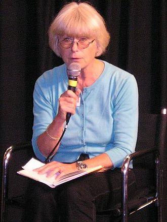 Cecilia Torudd - Cecilia Torudd at Gothenburg Book Fair 2005.