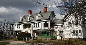 National Register of Historic Places listings in North Hempstead (town), New York - Image: Cedarmere Home of WC Bryant