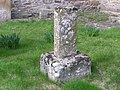 Celtic Cross, Stanwick Church. - geograph.org.uk - 149781.jpg