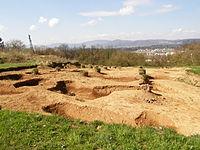 Celtic excavation site Marof Slovenia.JPG
