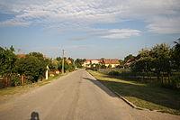Center of Krokočín, Třebíč District.jpg