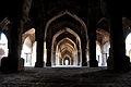 Central Arcade of Khirki Masjid.JPG