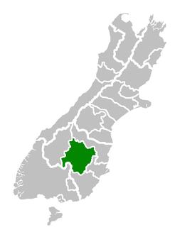 Central Otago District Territorial authority in Otago, New Zealand