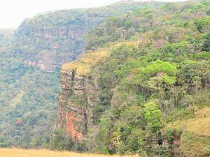 Chapada dos Guimarães National Park - Image: Chapada 012