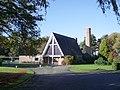 Chapel, Shrewsbury Crematorium - geograph.org.uk - 590337.jpg